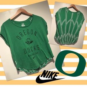 💛💚University Oregon Ducks Nike U of O T Shirt